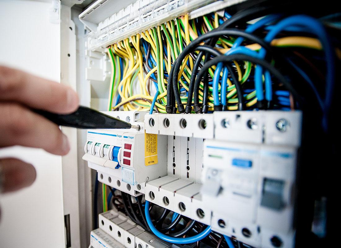 Elektroniker für Energie- und Gebäudetechnik am TGBBZ1 Saarbrücken