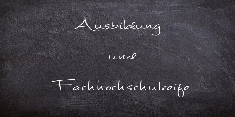 Ausbildung und Fachhochschulreife am TGBBZ1 Saarbrücken