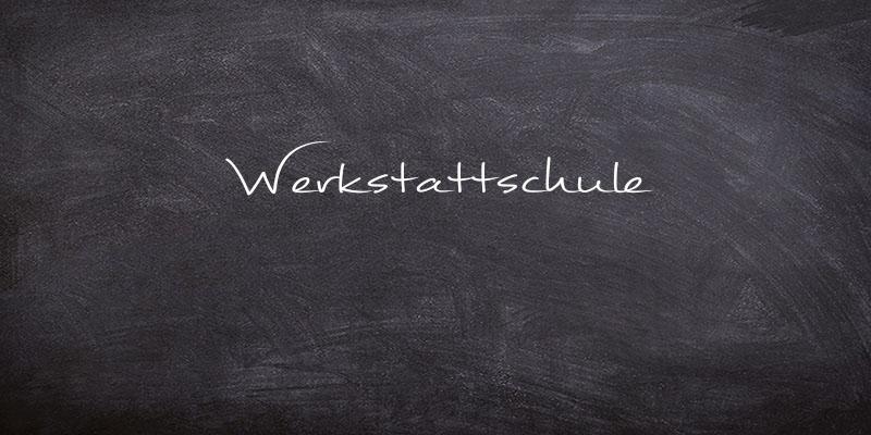Werkstattschule am TGBBZ1 Saarbrücken